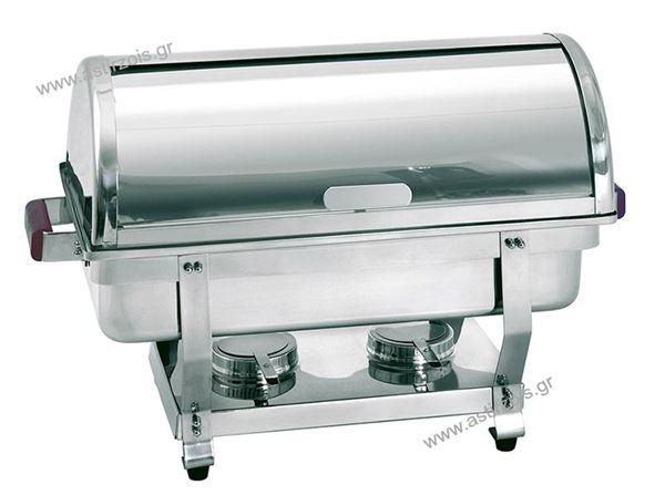 Εικόνα της Μπαιν Μαρί Roll Top Επιτραπέζιο 500458 Bartscher, για GN 1/1