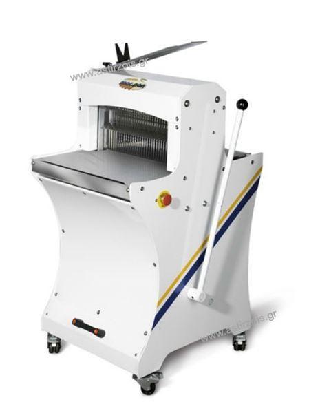 Εικόνα της Κόπτης Ψωμιού σε φέτες Ημιαυτόματος Επιδαπέδιος, MPT400L Mac Pan