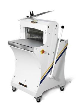 Εικόνα της Κόπτης Ψωμιού σε φέτες Ημιαυτόματος Επιδαπέδιος, MPT500 Mac Pan