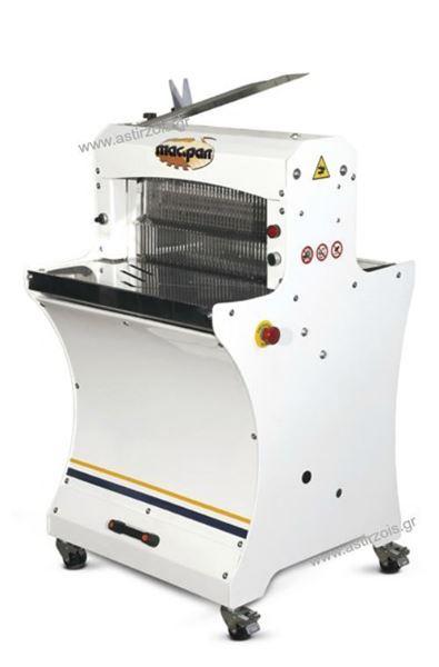 Εικόνα της Κόπτης Ψωμιού σε φέτες Αυτόματος Επιδαπέδιος, MPTA500 Mac Pan
