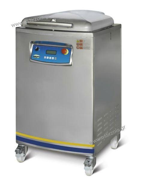 Εικόνα της Ζυγοκοπτικό- Διαιρετικό Αυτόματο INOX 30 διαιρέσεων, MSQA 30M Inox Mac Pan