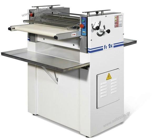 Εικόνα της Φορμαριστικό Ψωμιού Πλαστική Μηχανή, FR2C50 Mac Pan