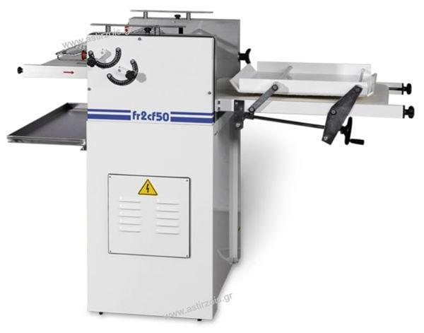 Εικόνα της Φορμαριστικό Ψωμιού Πλαστική Μηχανή, FR2CF50 Mac Pan