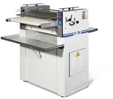 Εικόνα της Φορμαριστικό Ψωμιού Πλαστική Μηχανή, FR2C60 Mac Pan