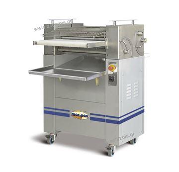Εικόνα της Φορμαριστικό Ψωμιού Πλαστική Μηχανή, FR4C Mac Pan