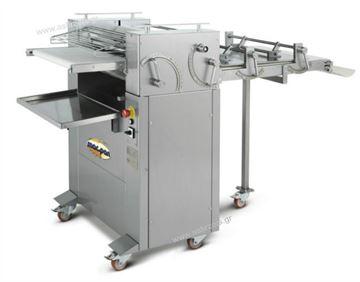 Εικόνα της Φορμαριστικό Ψωμιού Πλαστική Μηχανή, FR4CF Mac Pan