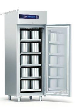Εικόνα της Ψυγείο Θάλαμος Κατάψυξη παγωτού -12/ -30 oC με 1 Πόρτα και Ψυκτικό Μηχάνημα GL 700 CA BTG, SAMAREF