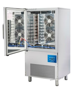 Εικόνα της Blast Chiller - Shock Freezer RF 10 Cool Head, για 10 GN 1/1 ή 10 λαμαρίνες 60x40
