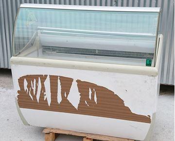 Εικόνα της Βιτρίνα Παγωτού Framec για 7 λεκανάκια, μεταχειρισμένη