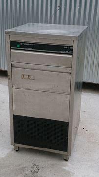 Εικόνα της Μηχανή παγοκύβων 100 κιλών  Wessamat Dsl-100, μεταχειρισμένη