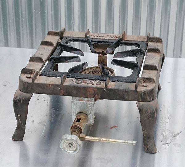 Εικόνα της Πετρογκάζ υγραερίου μαντεμένιο 1 εστία, μεταχειρισμένο