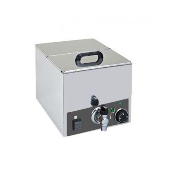 Εικόνα της Μπαιν Μαρί Ηλεκτρικό Επιτραπέζιο XDCS 01, για 1 GN 1/2 ή 2 GN 1/4
