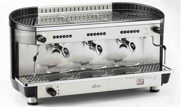 Εικόνα της Μηχανή Espresso Αυτόματη με 3 group Ellisse DE 3gr, Bezzera