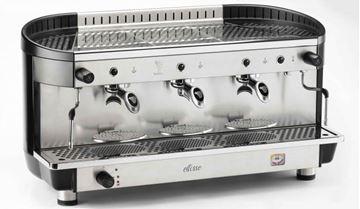 Εικόνα της Μηχανή Espresso Ημιαυτόματη με 3 group Ellisse PM 3gr, Bezzera