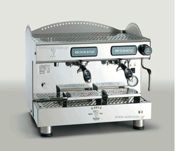 Εικόνα της Μηχανή Espresso Αυτόματη με 2 group C2013 Compact DE, Bezzera