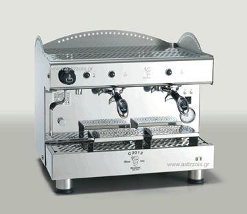 Εικόνα της Μηχανή Espresso Ημιαυτόματη με 2 group C2013 Compact PM, Bezzera