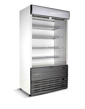 Εικόνα της Ψυγείο Βιτρίνα Self Service Συντήρηση 110 cm 794 lt, SNAP 100 CRYSTAL