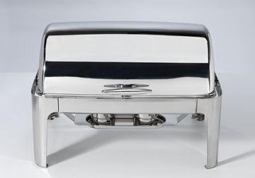 Εικόνα της Μπαιν Μαρί Roll Top Επιτραπέζιο με βίδες για προσαρμογή πλάκας θέρμανσης