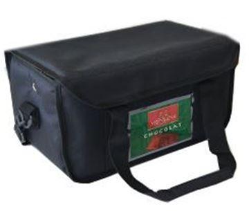 Εικόνα της Ισοθερμική τσάντα καφέ, 8 θέσεων