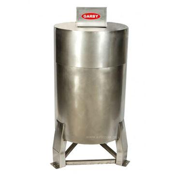 Εικόνα της Παραγουλιάστρα χταποδιών inox για 100 kgr
