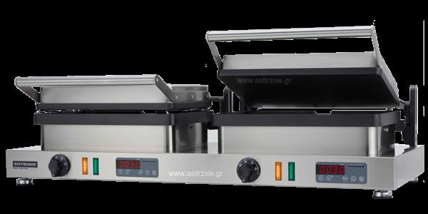 Εικόνα της Multigrill Διπλό E400 D, Bistronik