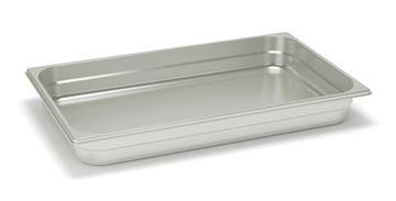 Εικόνα της Δοχείο inox 1/1 GN, ύψους 2 cm