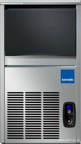 Εικόνα της Μηχανή Παγοκύβων Icematic CS20, 21 kg