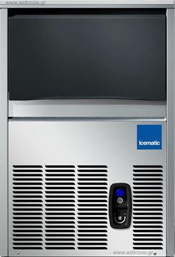 Εικόνα της Μηχανή Παγοκύβων Icematic CS25, 24 kg