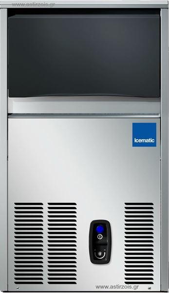 Εικόνα της Μηχανή Παγοκύβων Icematic CS35, 36 kg