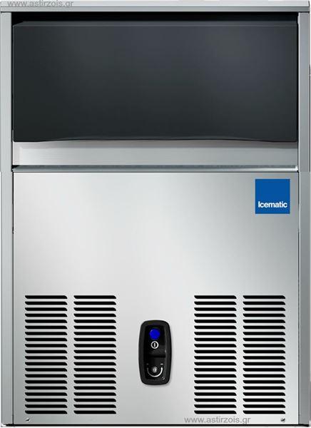 Εικόνα της Μηχανή Παγοκύβων Icematic CS40, 41 kg