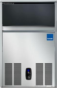 Εικόνα της Μηχανή Παγοκύβων Icematic CS50, 52 kg