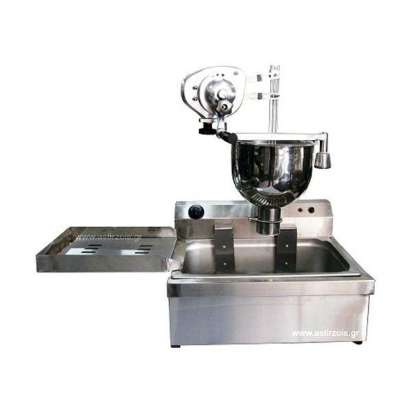 Εικόνα της Μηχανή Παραγωγής Λουκουμά με τέσσερα διπλά έμβολα