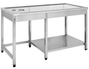 Εικόνα της Τραπέζι Ακαθάρτων 160x70x86 cm