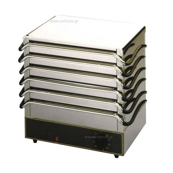 Εικόνα της Θερμαινόμενες πλάκες 27x15 cm 6 τεμάχια, Neumärker