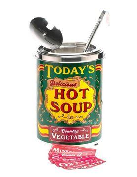 """Εικόνα της Σουπιέρα Hot Pot """"Today's hot Soup"""", 5 lt"""