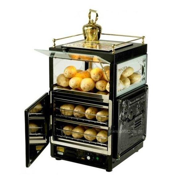 Εικόνα της Φούρνος για ψητές πατάτες Queen Marie