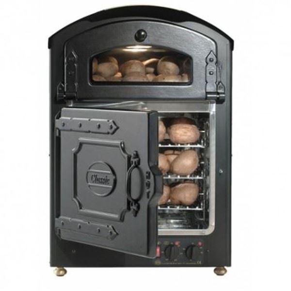 Εικόνα της Φούρνος μαντεμένιος για ψητές πατάτες Classic 50