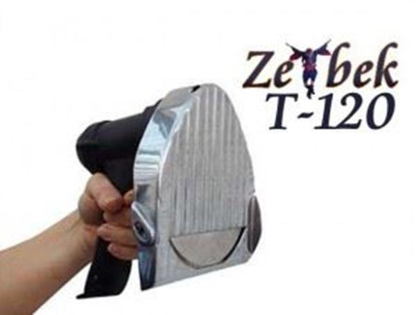 Εικόνα της Μαχαίρι Γύρου Ηλεκτρικό ZEYBEK  T- 120 Γερμανίας