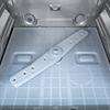 Εικόνα της Πλυντήριο Ποτηριών COLGED με καλάθι 40x40 cm, Steel Tech 34-00