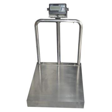 Εικόνα της Ζυγός Πλάστιγγα ρεύματος - μπαταρίας X2 600 kg (100 gr)