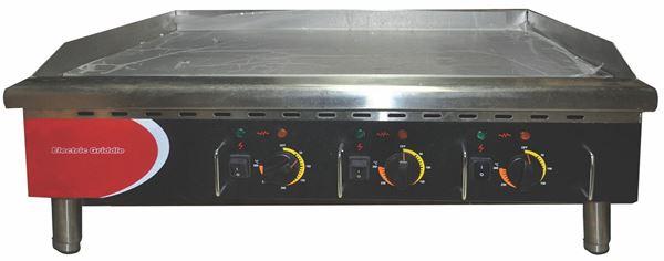 Εικόνα της Πλατώ ηλεκτρικό διπλό με λεία πλάκα, Eg 36L