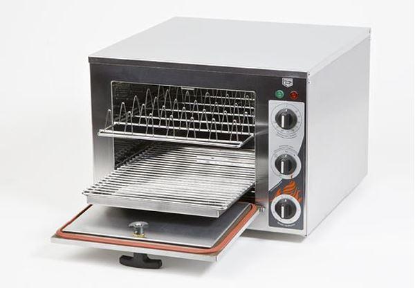 Εικόνα της Φούρνος Καπνίσματος, Helia 24 για 6- 7 kg κρέας