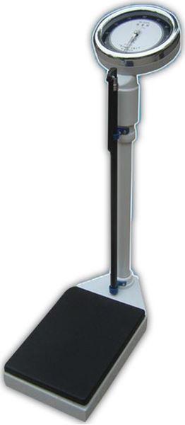 Εικόνα της Ανθρωποζυγός μηχανικός με αναστημόμετρο μηχανικός, 160 kg