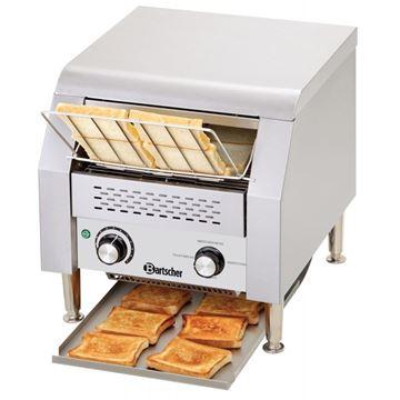 Εικόνα της Φρυγανιέρα Αλυσίδα Toaster, για 150 φέτες/ ώρα Bartscher