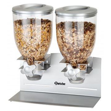 Εικόνα της Διανεμητής δημητριακών διπλός επιτραπέζιος , Bartscher