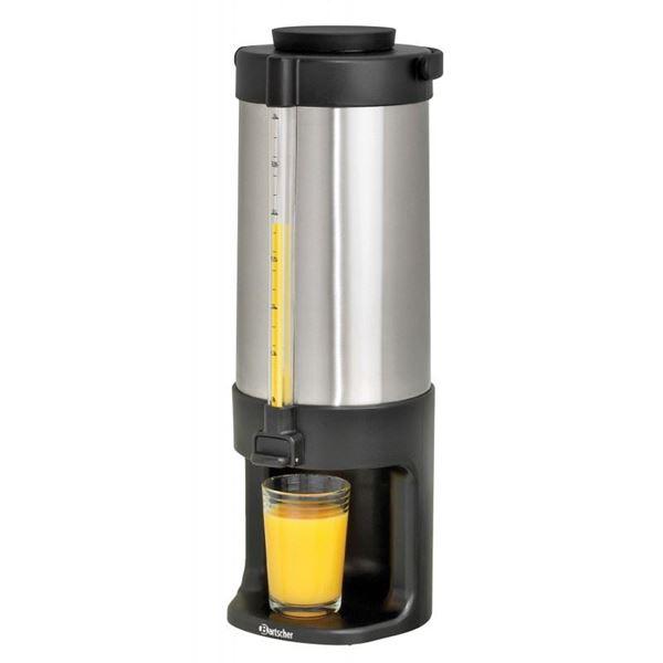 Εικόνα της Θερμός για ζεστά ή κρύα ποτά με βρυσάκι και διπλά τοιχώματα επιτραπέζιος, Bartscher