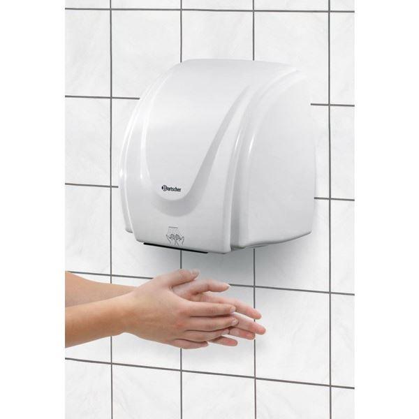 Εικόνα της Στεγνωτήρας χεριών επιτοίχιος, Bartscher