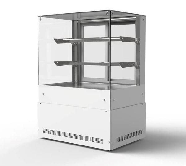 Εικόνα της Ψυγείο βιτρίνα σνακ Venus Eco, 120 cm