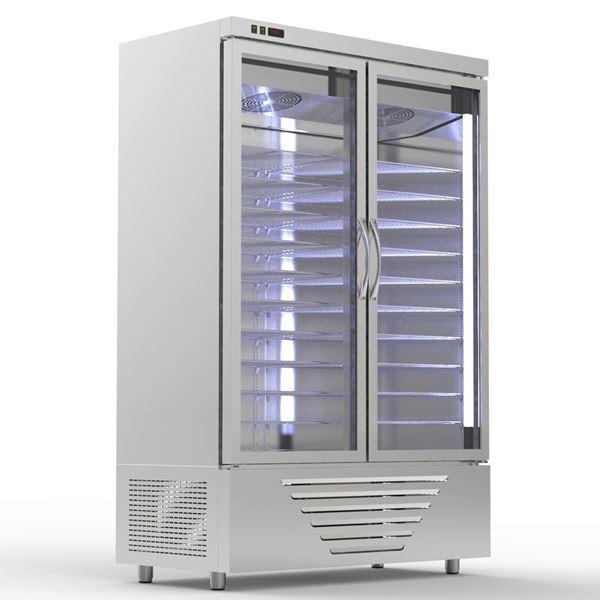 Εικόνα της Ψυγείο Self Service Συντήρηση Διπλό με Ψυκτικό Μηχάνημα