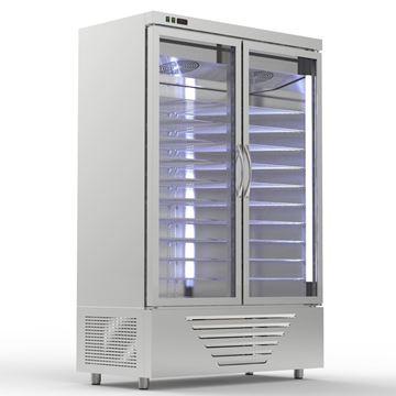 Εικόνα της Ψυγείο Self Service Κατάψυξη Διπλό με Ψυκτικό Μηχάνημα